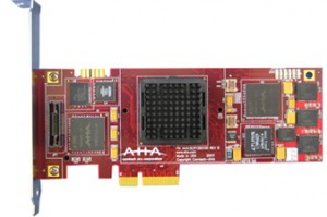 363 boardsmall with heat sink for web 0808 300x199 AHA363 PCIe